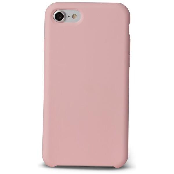 Epico silikonový kryt Apple iPhone 7 růžový