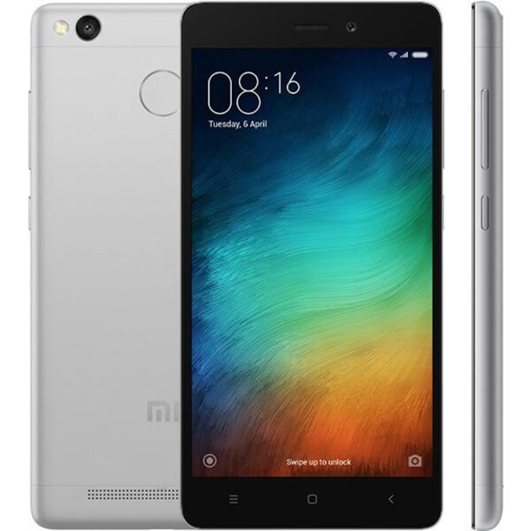 Xiaomi Redmi 3S 16GB Dual SIM CZ LTE šedý