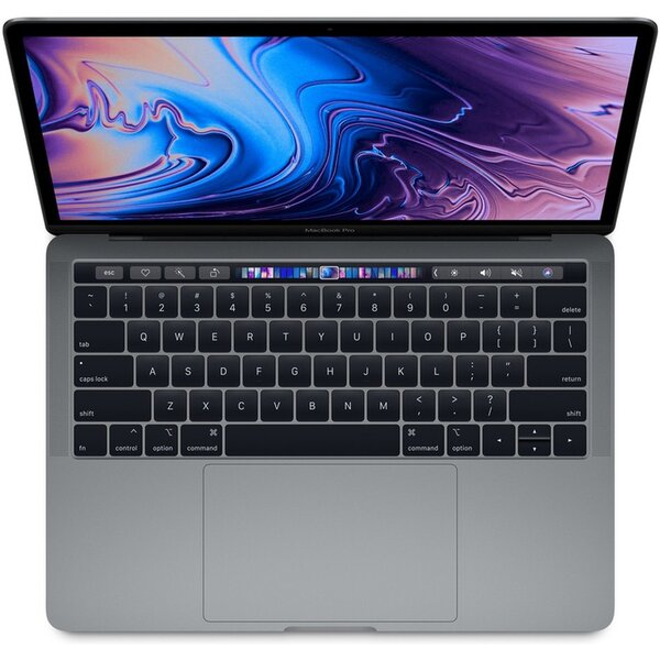"""Apple MacBook Pro 13"""" 2018 , i5, Touch Bar 512GB Vesmírně šedá"""
