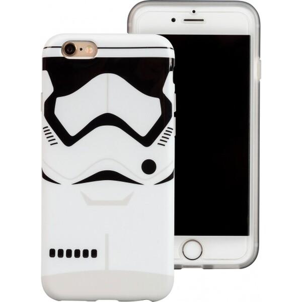 Tribe Star Wars Stormtrooper tenké pouzdro iPhone 7/8 bílé