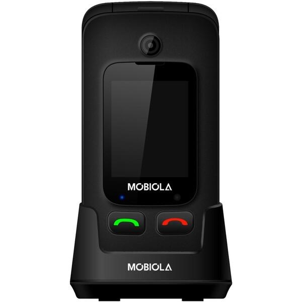 Mobiola MB610B MB10B Černá