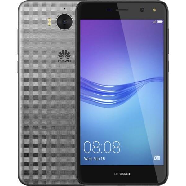 Huawei Y6 2017 Dual SIM Šedá
