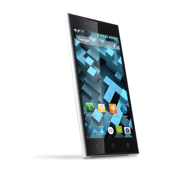 myPhone CUBE LTE Dual SIM Bílá