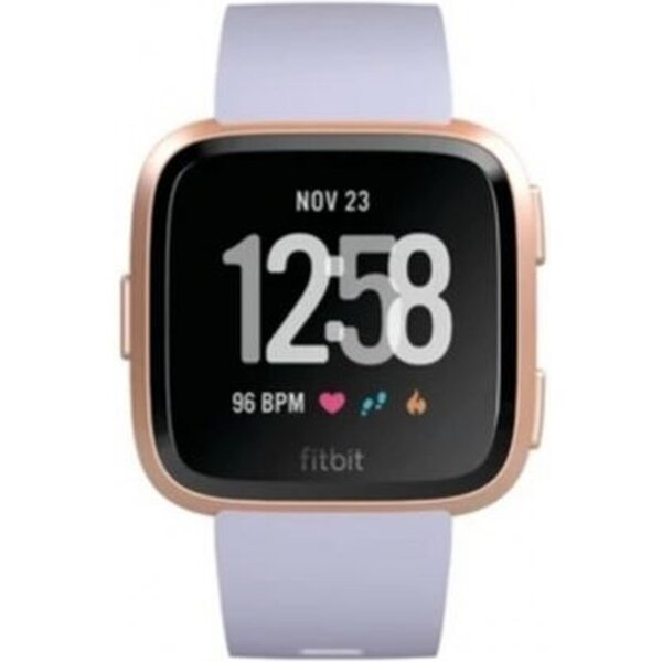 Fitbit Versa (NFC) FB505RGABLV-EU Růžově zlatá