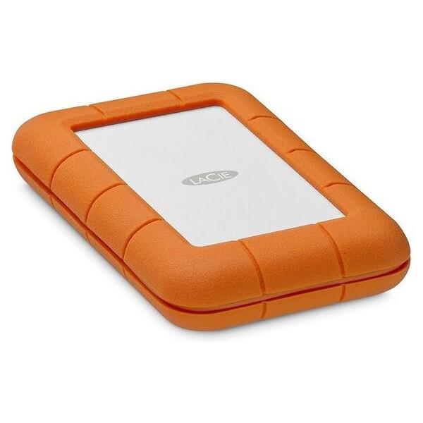 LaCie Rugged 5TB Thunderbolt STFS5000800 Oranžová