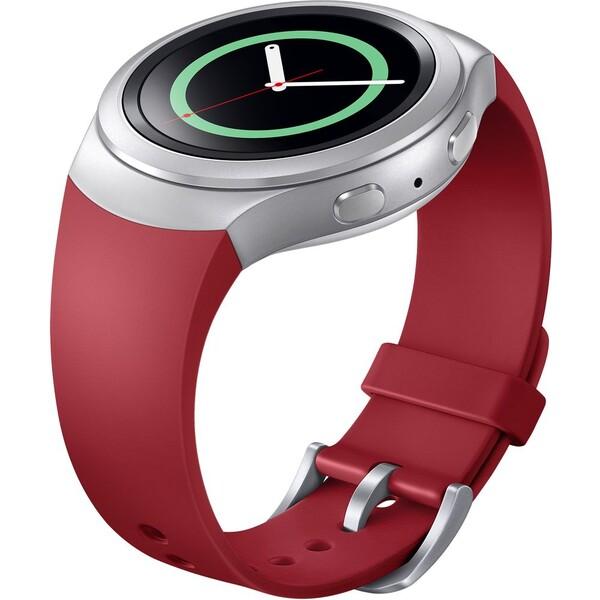 Samsung ET-SUR72MR výměnný pásek Gear S2 červený