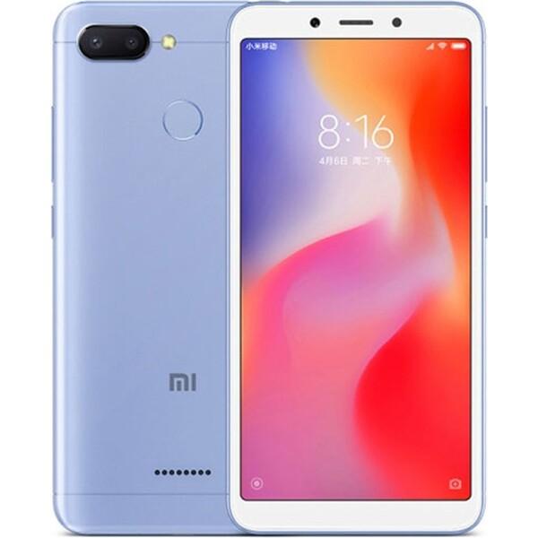 Xiaomi Redmi 6 32GB Modrá