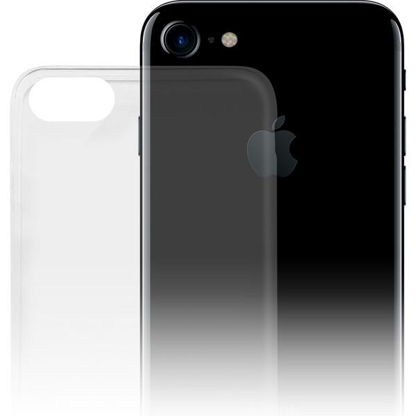iWant Gloss čiré gelové pouzdro na iPhone SE (2020) / 7 / 8 průhledné