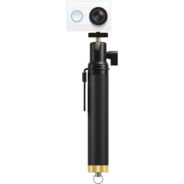 Xiaomi YI Selfie tyč s bluetooth dálkovým ovládáním černá