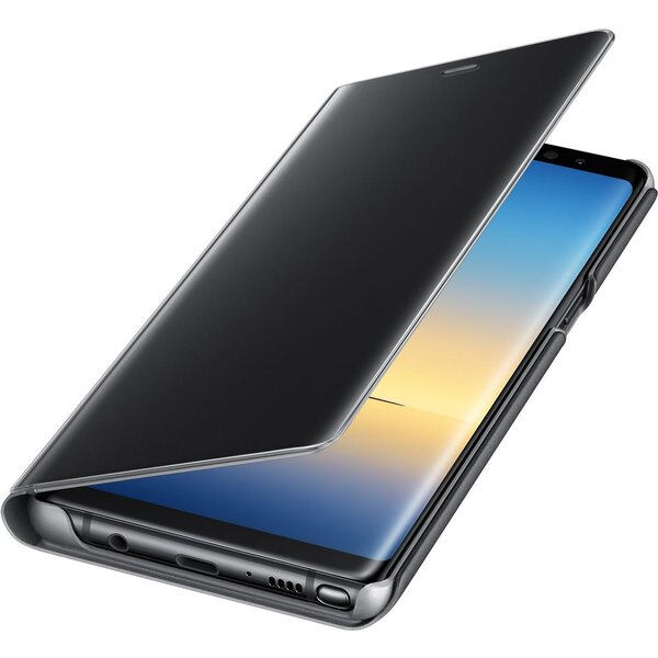 Samsung EF-ZN950C flip clear view Note 8 Černá