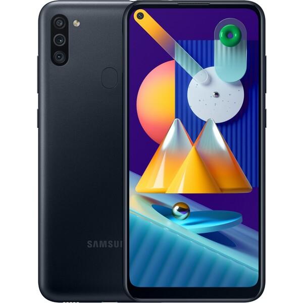 Samsung Galaxy M11 černý