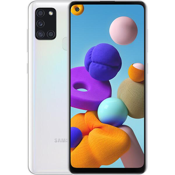 Samsung Galaxy A21s 4GB/64GB bílý