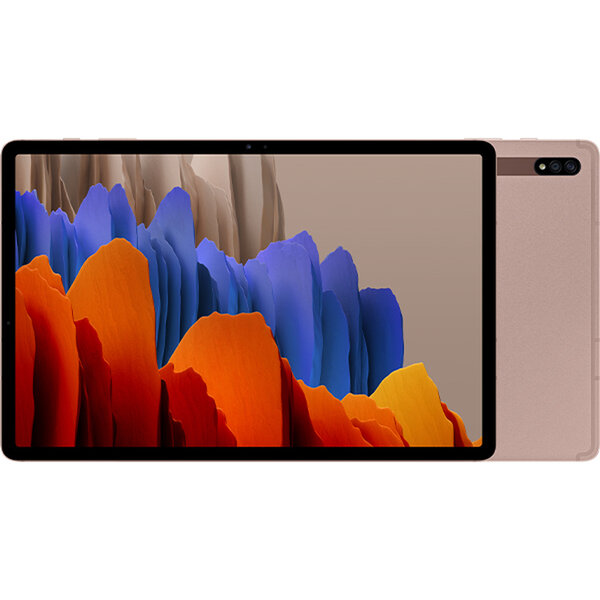 Samsung Galaxy Tab S7+ WiFi bronzový