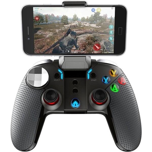 iPega 9099 Bluetooth bezdrátový ovladač Android/PC/PS3/Android TV černý