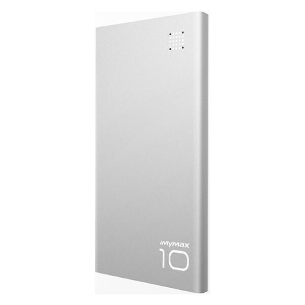 iMyMax P10 10.000mAh stříbrná Stříbrná