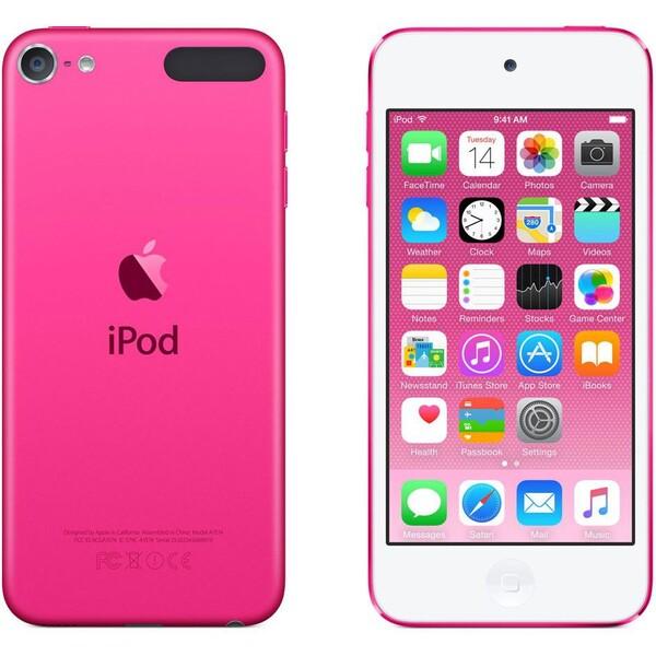 Apple iPod touch 6. generace 64GB Růžová
