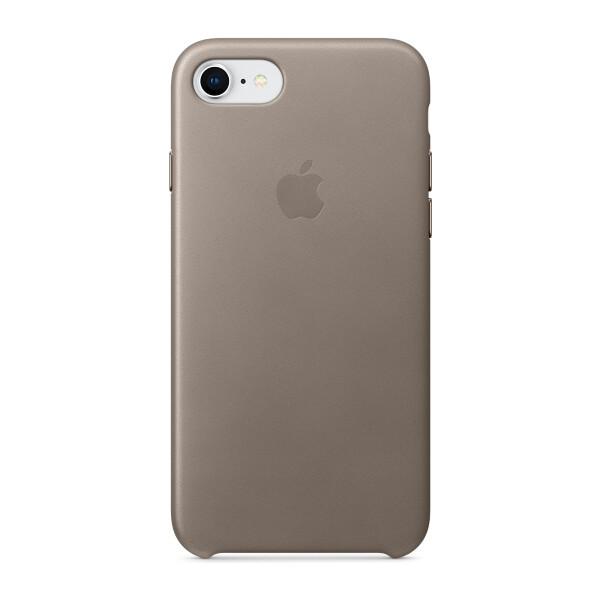 Pouzdro Apple kožené iPhone 8/7 kouřové Kouřová