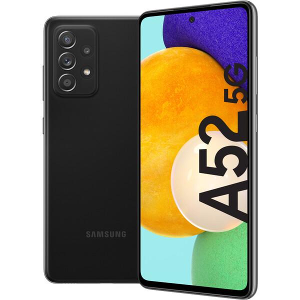 Samsung Galaxy A52 5G 6GB+128GB černý