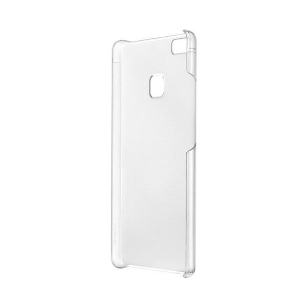 Pouzdro Huawei P9 Lite Original Protective transparent Čirá