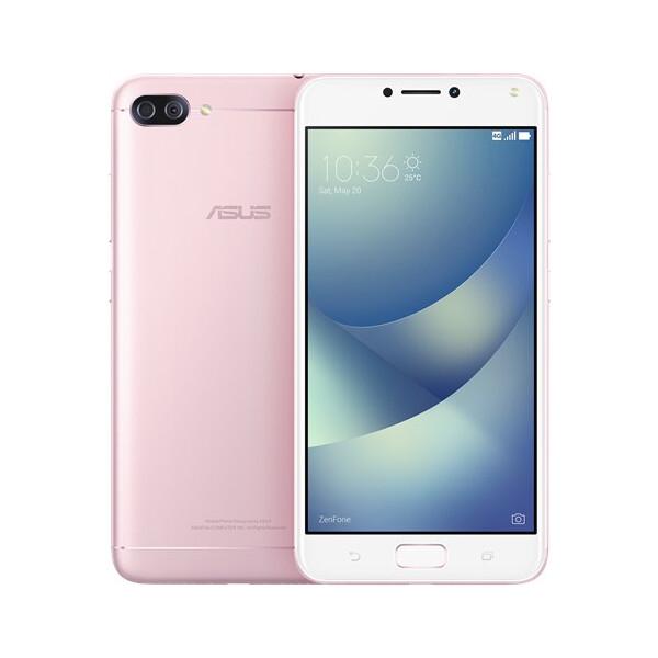Asus ZenFone 4 Max ZC554KL Růžová
