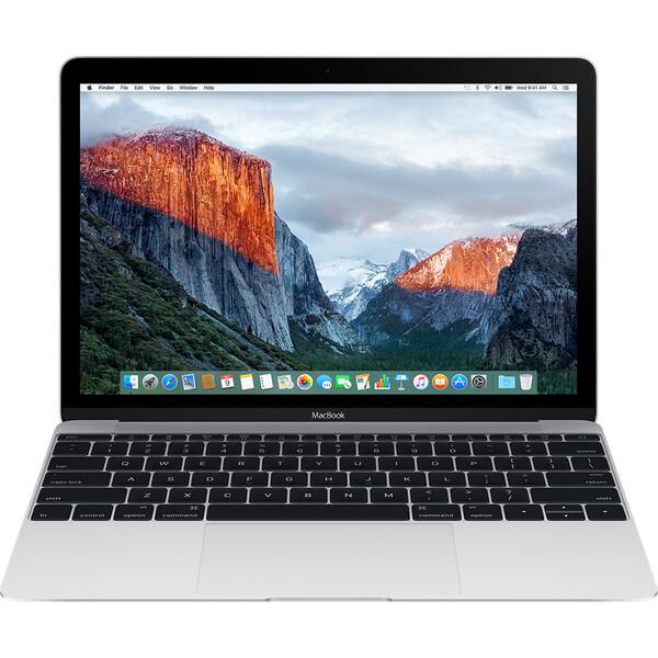 Apple MacBook MLHA2CZ/A Stříbrná