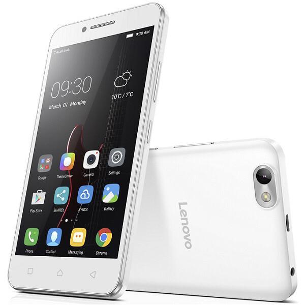 Lenovo Vibe C Dual SIM LTE bílý