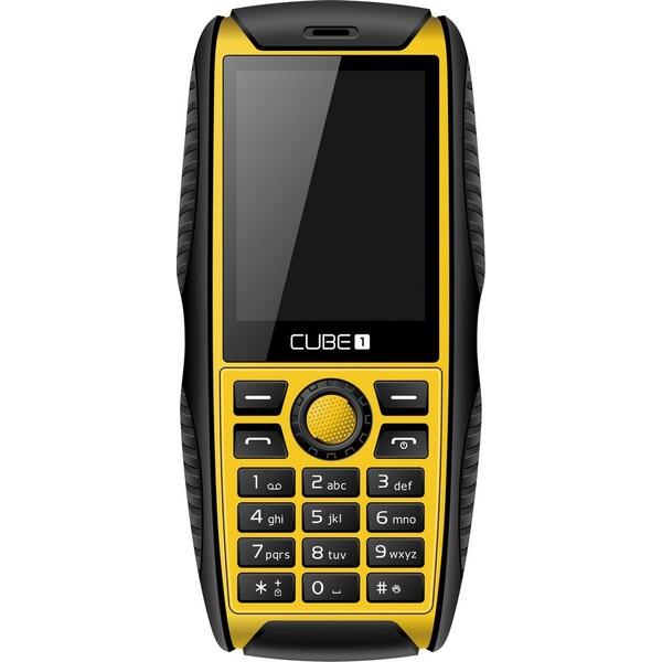 CUBE1 S200 Žlutá