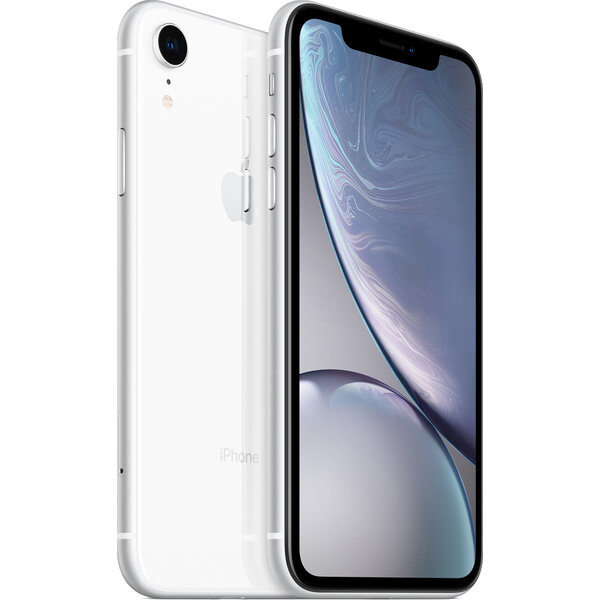 Apple iPhone XR 128 GB Bílá