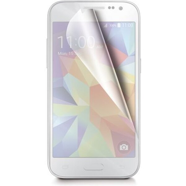 Ochranná fólie Celly Samsung Galaxy Core Prime, 2ks Čirá