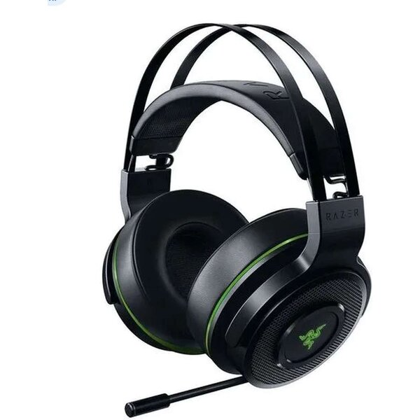 Razer THRESHER 7.1 Wireless Surround Headset for Xbox One bezdrátová sluchátka černé