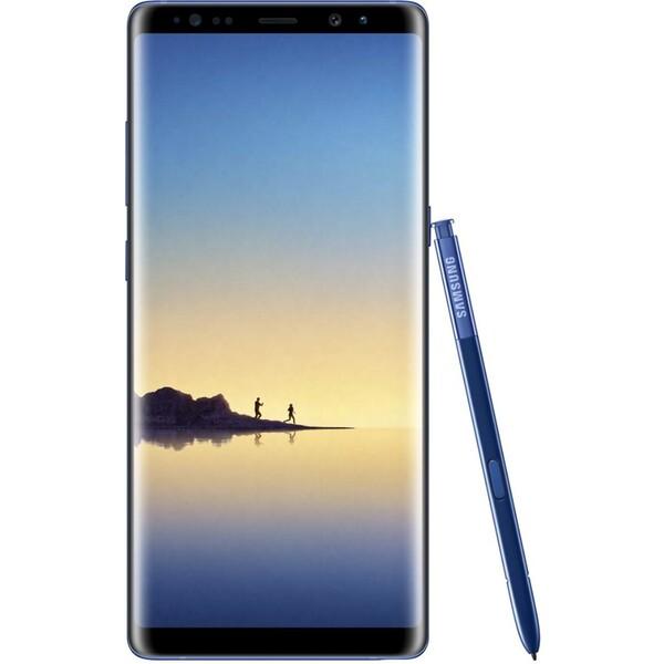 SAMSUNG GALAXY NOTE 8 N950F 64GB Modrá + Moje Galaxy Premium servis