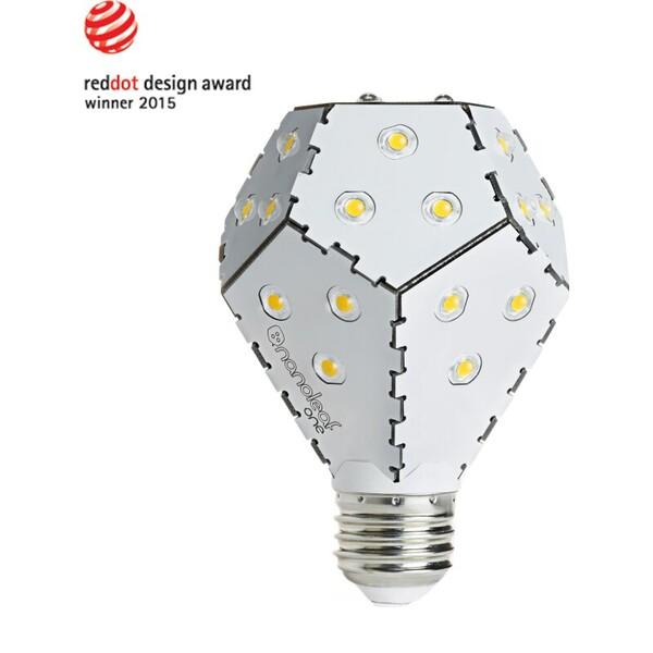 Nanoleaf One LED žárovka 12W E27 studená bílá