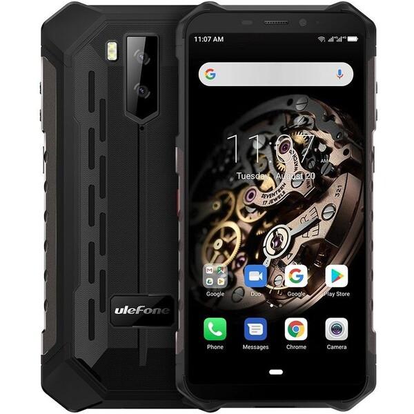 UleFone Armor X5 3+32GB Dual SIM černý