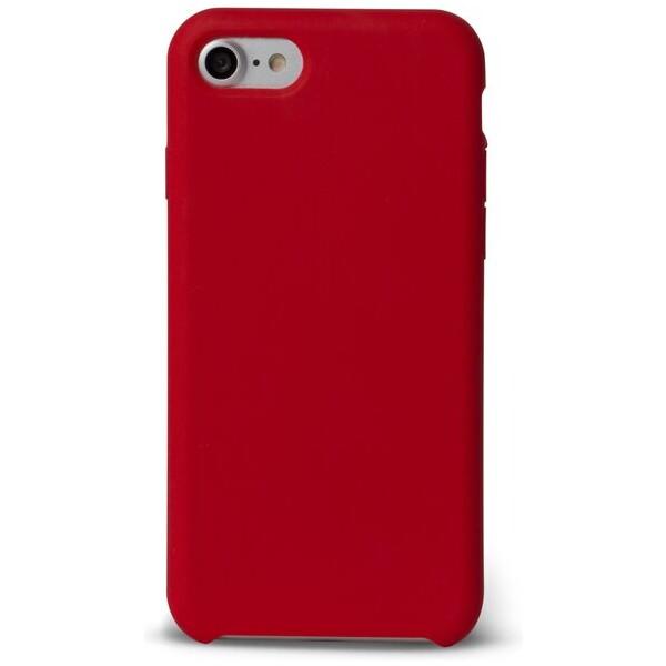 Epico silikonový kryt Apple iPhone 7 červený