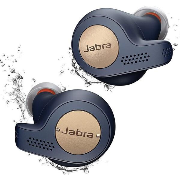 Jabra Elite 65t Active měděně modrá