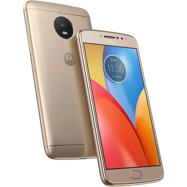 Motorola Moto E Plus Dual SIM LTE zlatá
