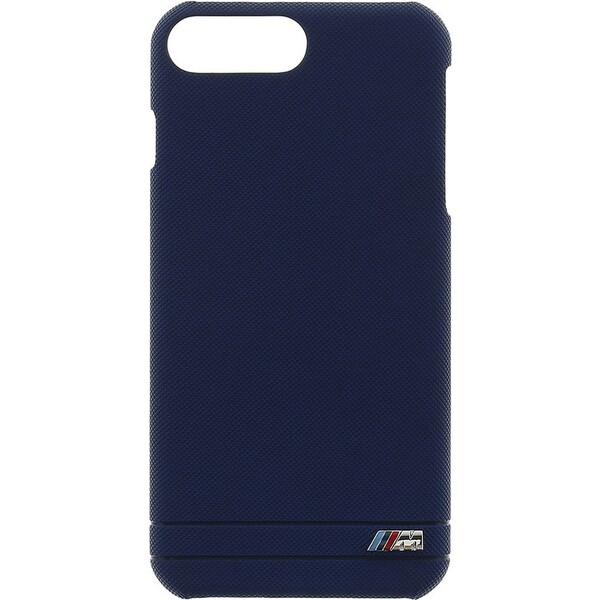 Pouzdro BMW M Experience Hard Case Navy iPhone 7/8 Plus Námořně modrá