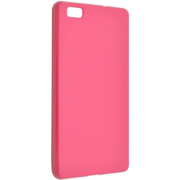FIXED TPU pouzdro Huawei Ascend P7 růžové