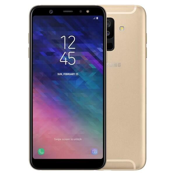 Samsung Galaxy A6+ A605 Zlatá