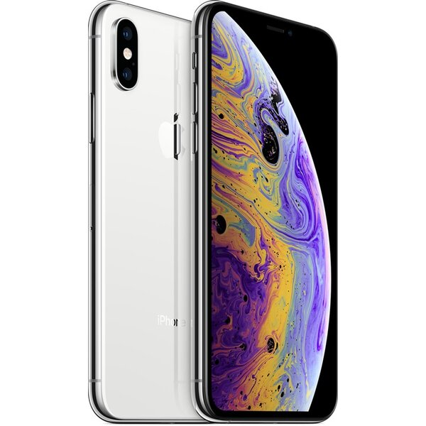 Apple iPhone XS 64GB Stříbrná