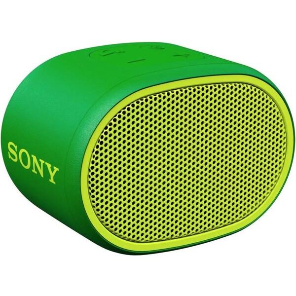Sony SRS-XB01 Zelená
