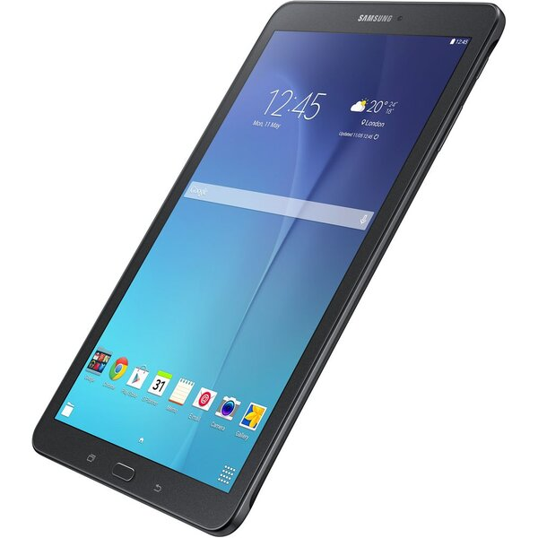 Samsung Galaxy Tab E 9.6 Wi-Fi SM-T560NZKAXEZ Černá