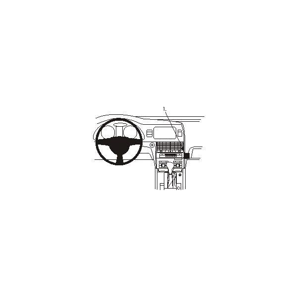 Brodit ProClip montážní konzole Audi Q7 06-14