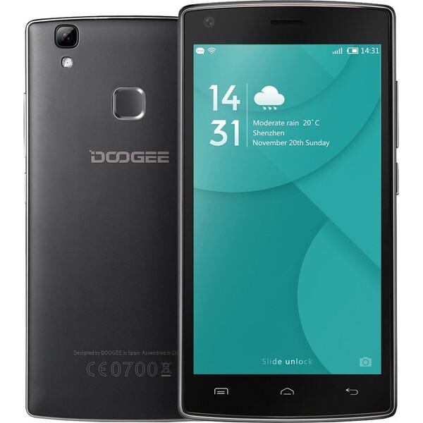 Doogee X5 Max Černá