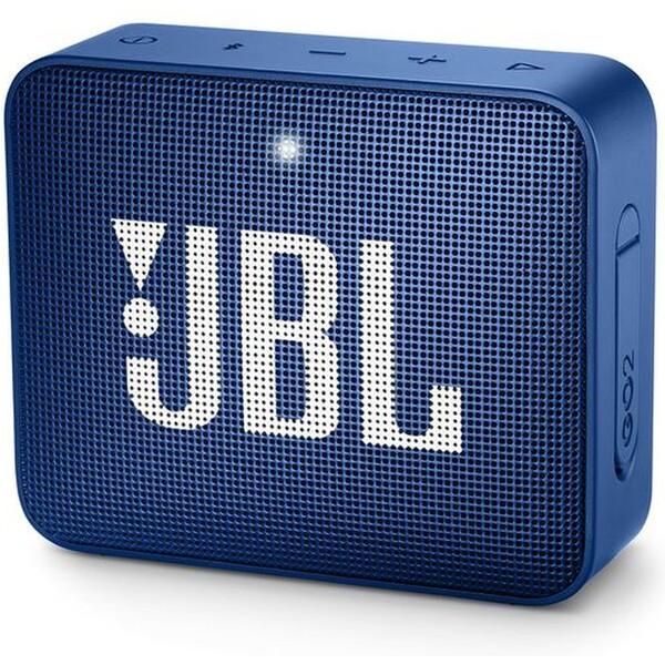 JBL Go 2 Modrá