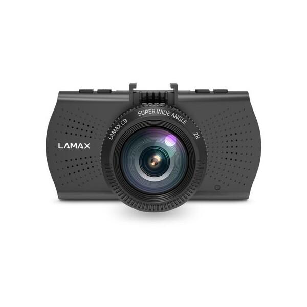 LAMAX C9 GPS palubní kamera (s detekcí radarů)
