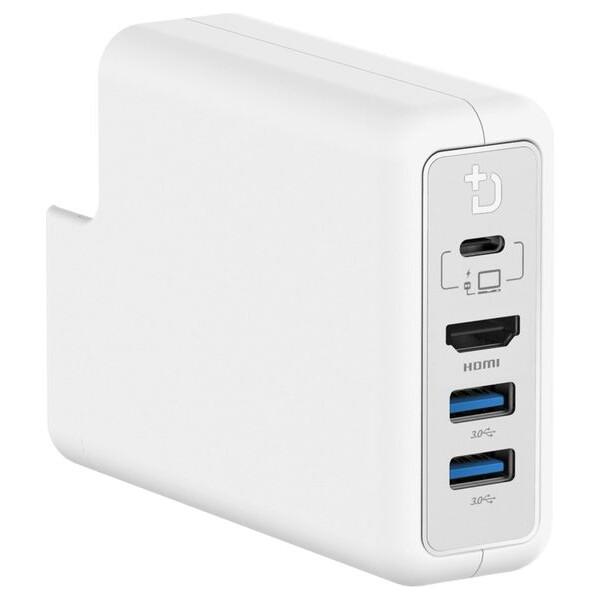 "DockCase P1 HD 61 case na adaptér MacBook Pro 13"" 61W"