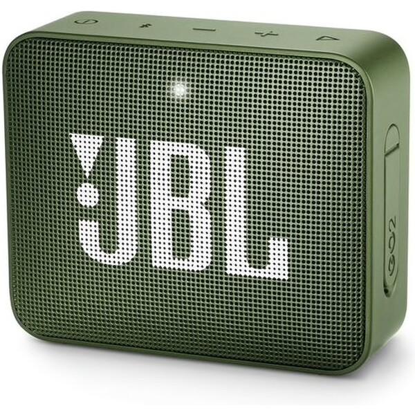JBL Go 2 Trávníkově zelená