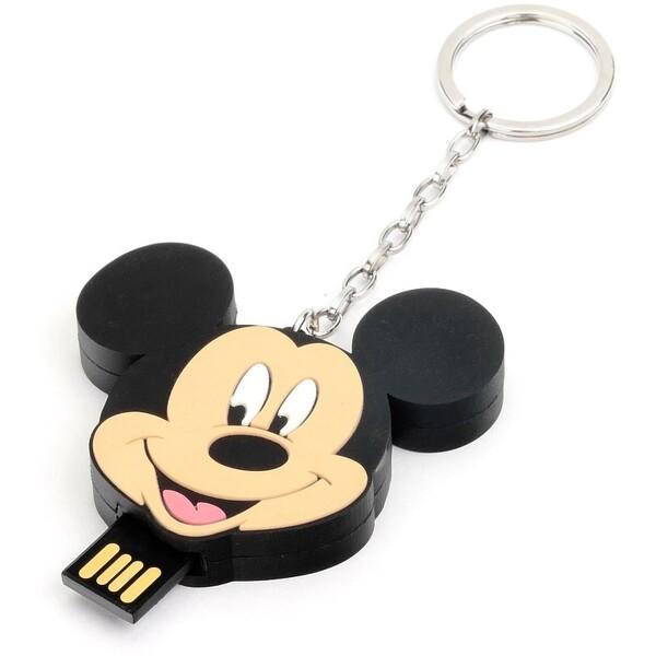 Disney Pendrive Mickey Head Flash disk 16GB