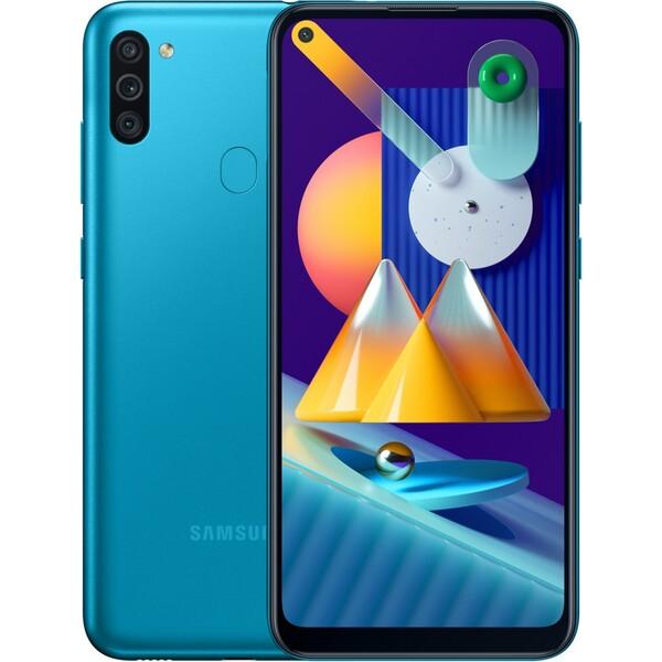Samsung Galaxy M11 modrý